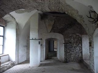Замок Сент-Миклош. 6 комнат на втором этаже