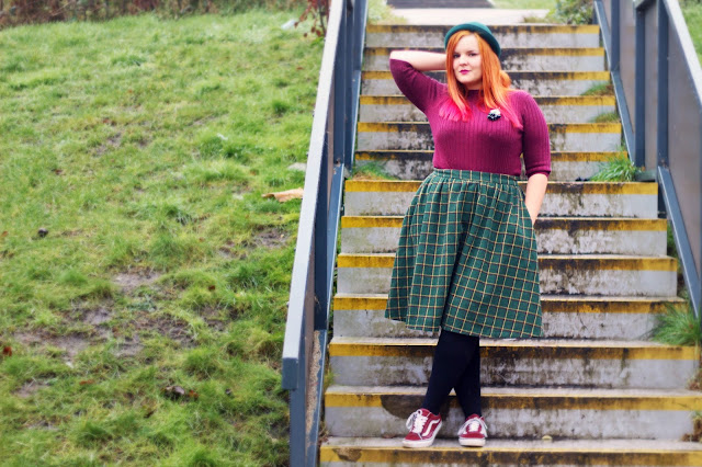 The One with the Tartan Skirt