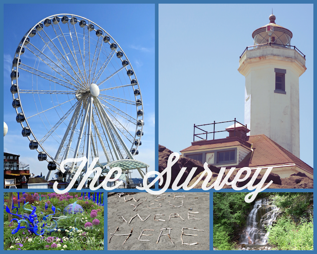 The Survey: a weekend update The 3 Rs Blog