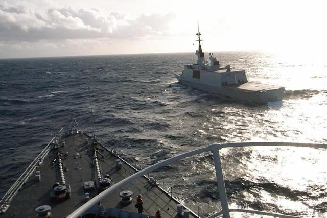 Στα «σκαριά» στρατιωτική συνεργασία Ελλάδας-Γαλλίας «εκτός ΝΑΤΟ» κόντρα στον Ερντογάν
