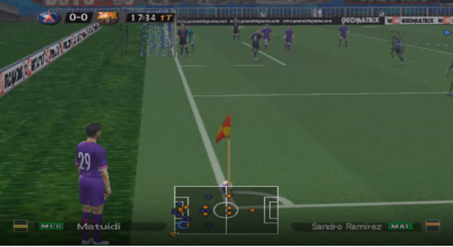 Bomba Patch 77 Geomatix – Brasileirão 2017 Atualizado (Playstation 2) |