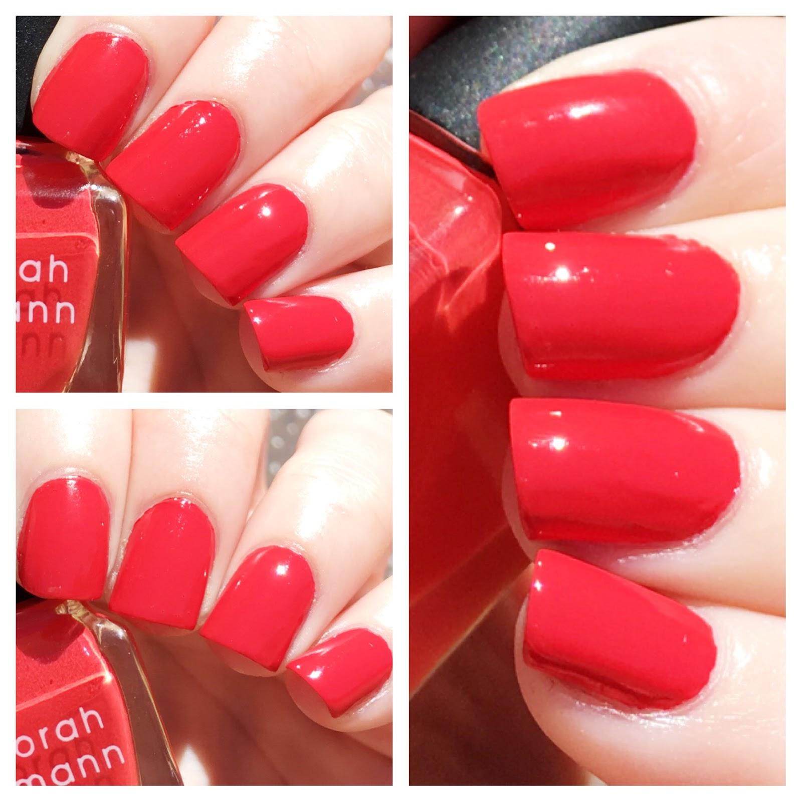 cat eyes & skinny jeans: NOTD: Deborah Lippmann Nail Polish in Fire ...