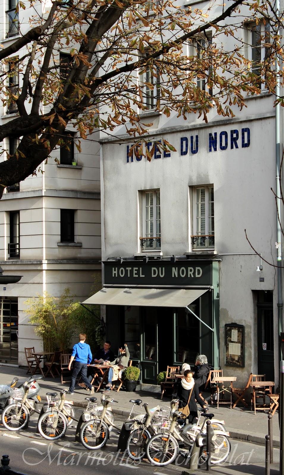 Rue De Jemmapes Nantes Restaurant