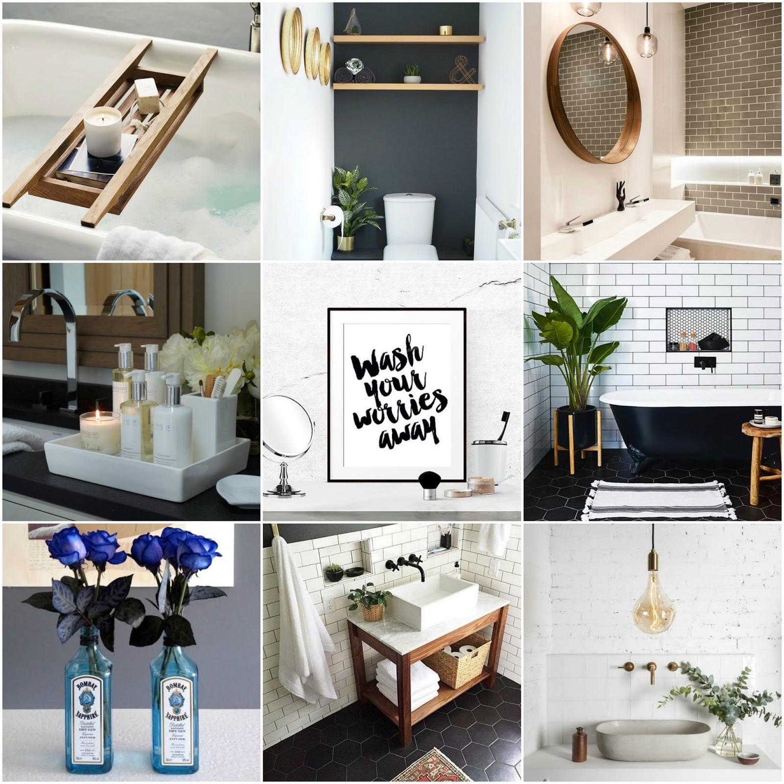 Bathroom Inspiration Laureny Loves Uk Lifestyle Blog
