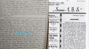 Tagline Kritis Madjallah Soeara TBS 1938
