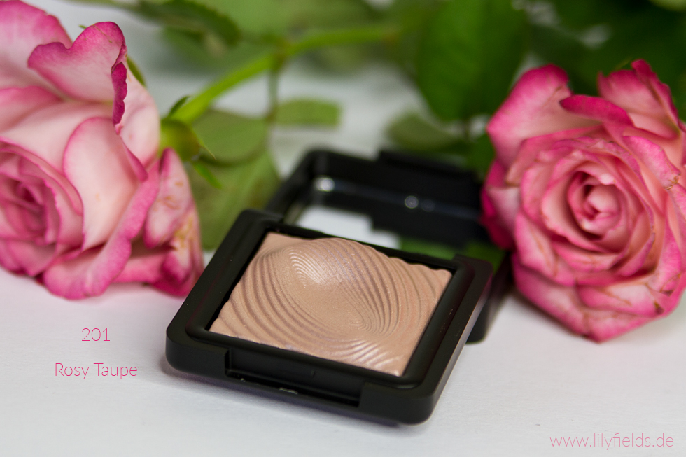 Kiko Water Eyeshadow 201 Rosy Taupe