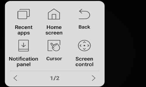 Cara mengaktifkan assistant menu di hp samsung android 6 and up