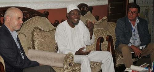 eu delegates aregbesola