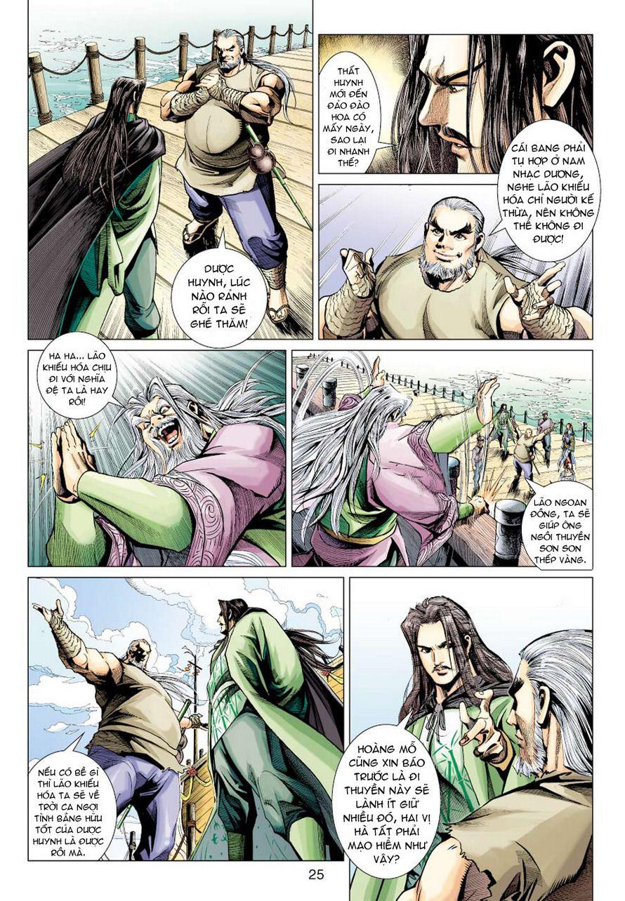Anh Hùng Xạ Điêu anh hùng xạ đêu chap 49 trang 25