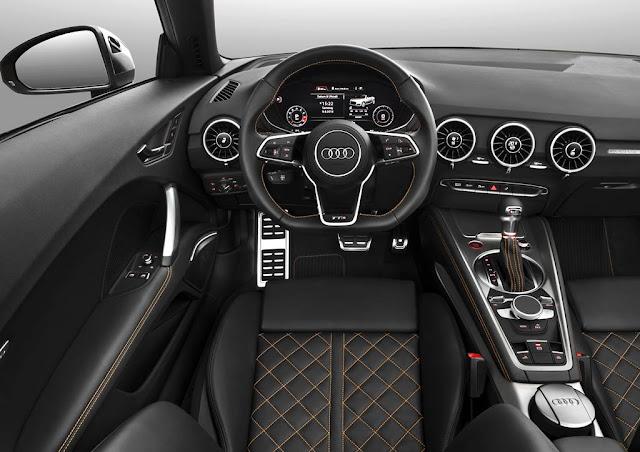 Audi TTS Roadster x Mercedes SLC 43