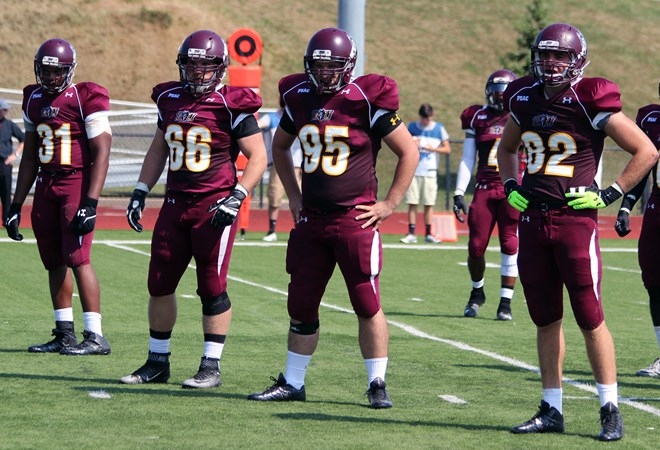 Wol News Bloomsburg University Football Picked Third In Psac