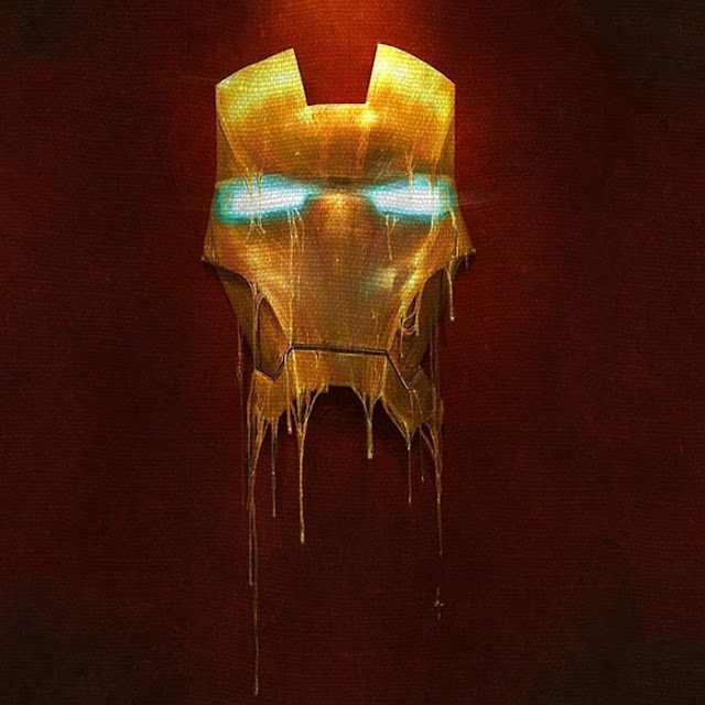 Iron Man Flag Wallpaper Engine