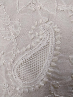 Chikankari Embroidery from Dress365days