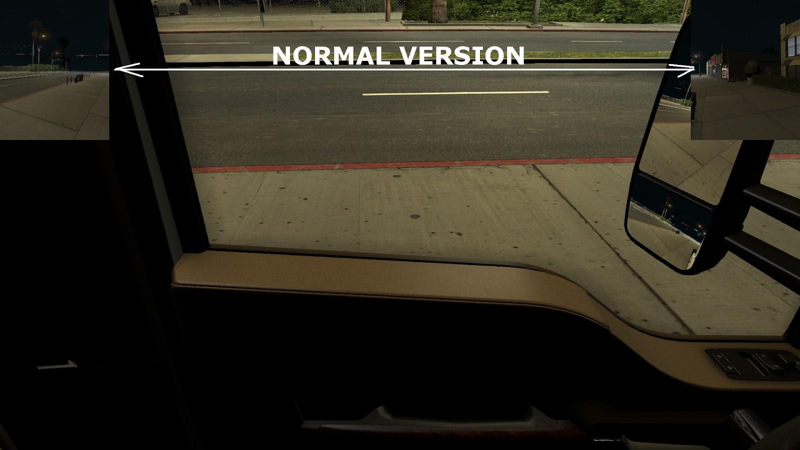 Arayas ETS2 Mods: ATS Arayas Virtual Mirrors