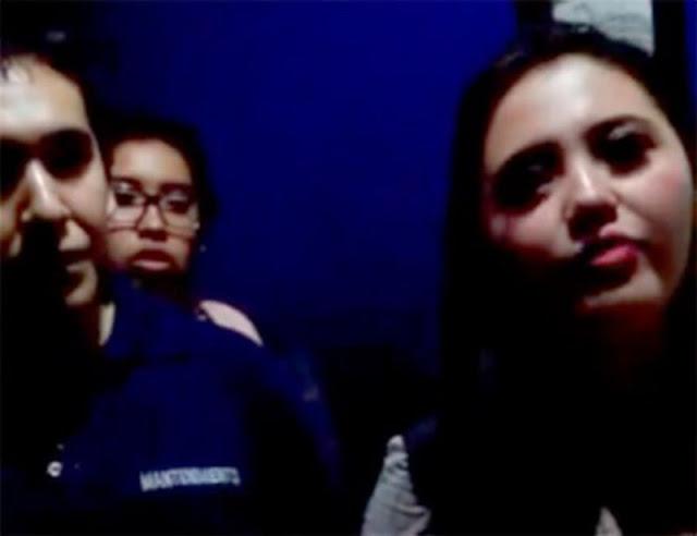 """VIDEO: Denuncian a empleados de Cinépolis por trabajar """"borrachos"""" y arruinar película."""