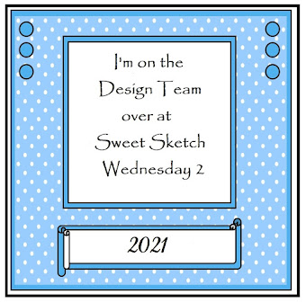 Designer for Sweet Sketch Wednesday 2