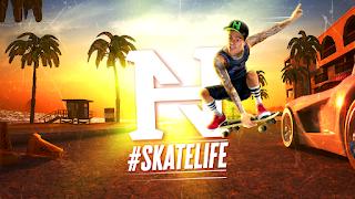 Nyjah Huston: Skatelife v0.5.4