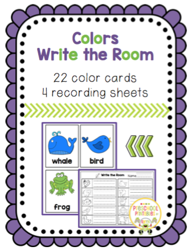Free Printable Write The Room Thanksgiving Words