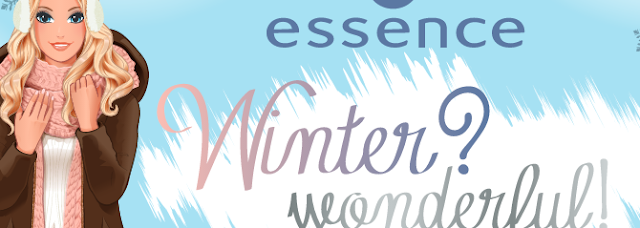 Preview essence Winter? Wonderful! - limited Edition (LE) - Dezember 2015