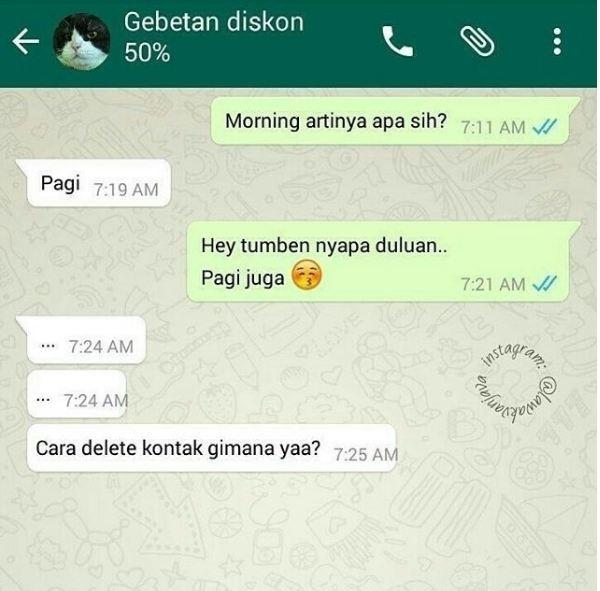 10 Gombalan Chat Pasangan Yang Bisa Bikin Kamu Baper Berita Viral