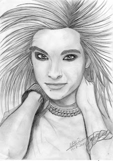 tokio hotel coloring pages - photo#50