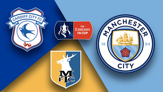Cardiff vs Manchester City Full Match & Highlights 28 January 2018