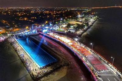JEMBATAN Terindah SUROBOYO Ikon Terbaru Kota Surabaya