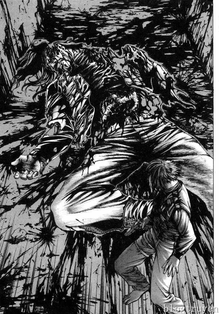 Zombie hunter chap 8 trang 18