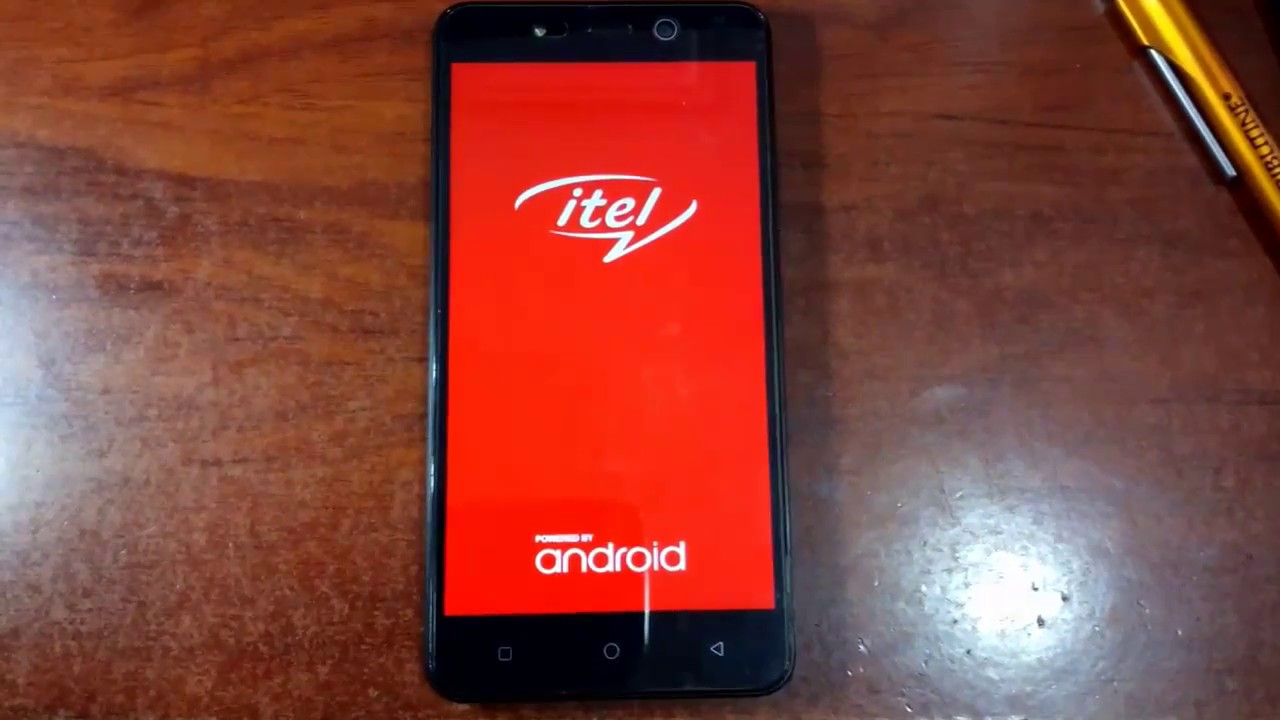 How to Flash iTel A12 Stock ROM Hang Logo Fixed   Nigerian