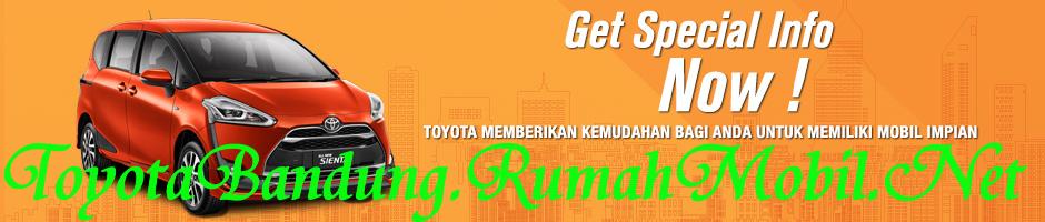 Toyota Sienta Bandung