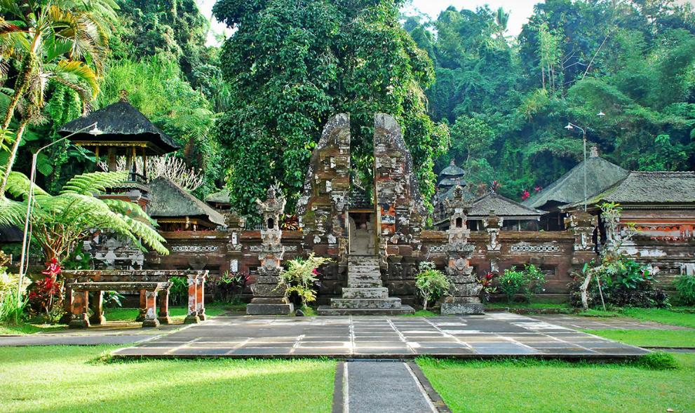 Pura Gunung Kawi Sebatu Wisata Di Gianyar Bali