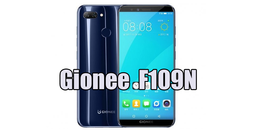 Gionee F109N Flash File