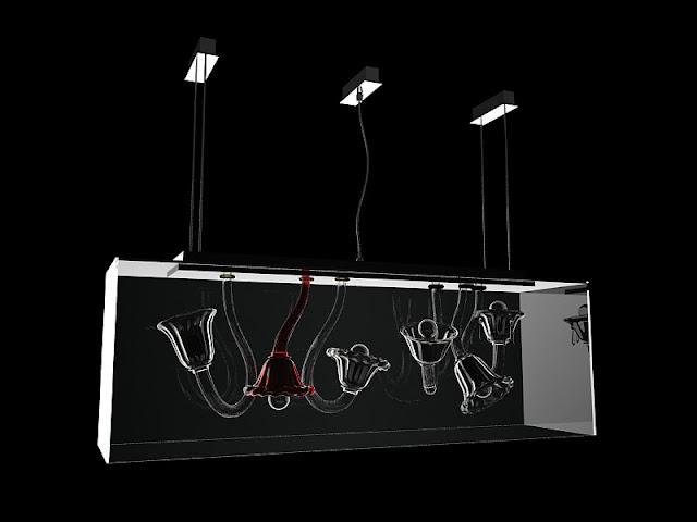 [3dmodelfree] ceiling lights