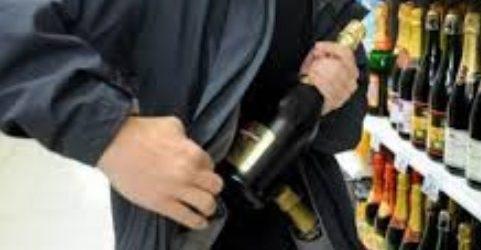 Άρτα: Οι Κλέφτες Είχαν ..Αδυναμία Στα Ποτά