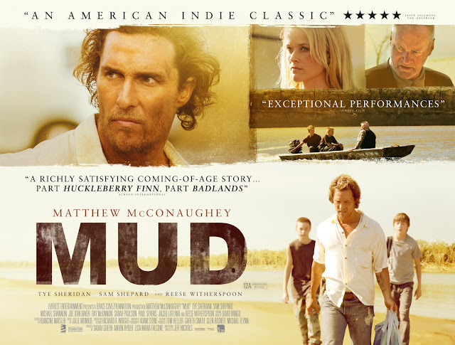click to watch the trailer and other clips for Mud