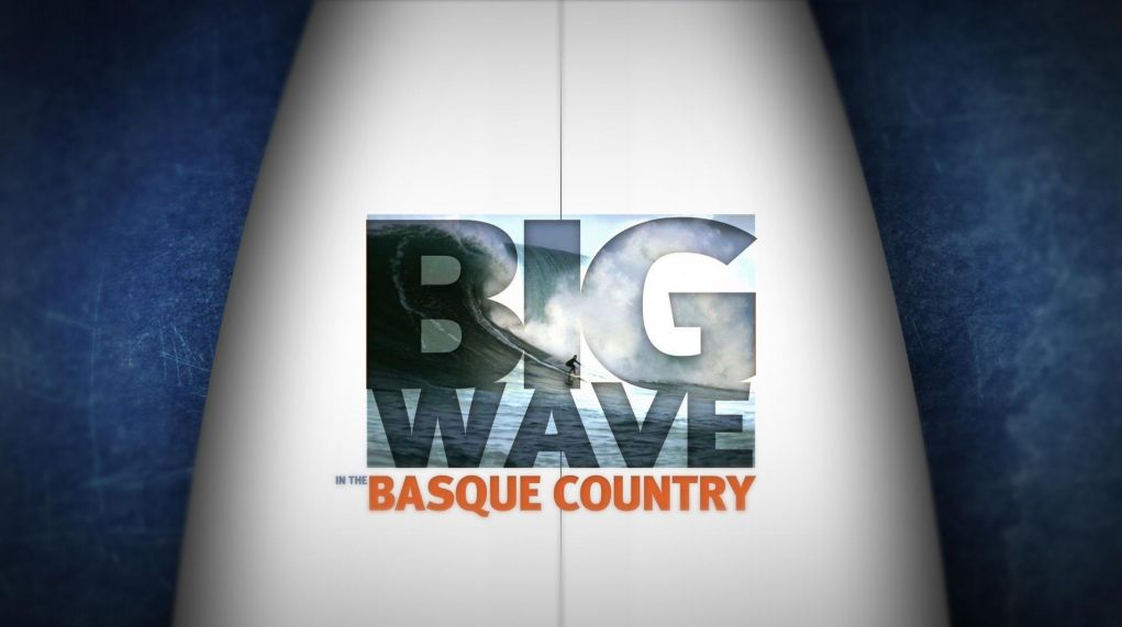 Big Wave in the Basque Country Trailer