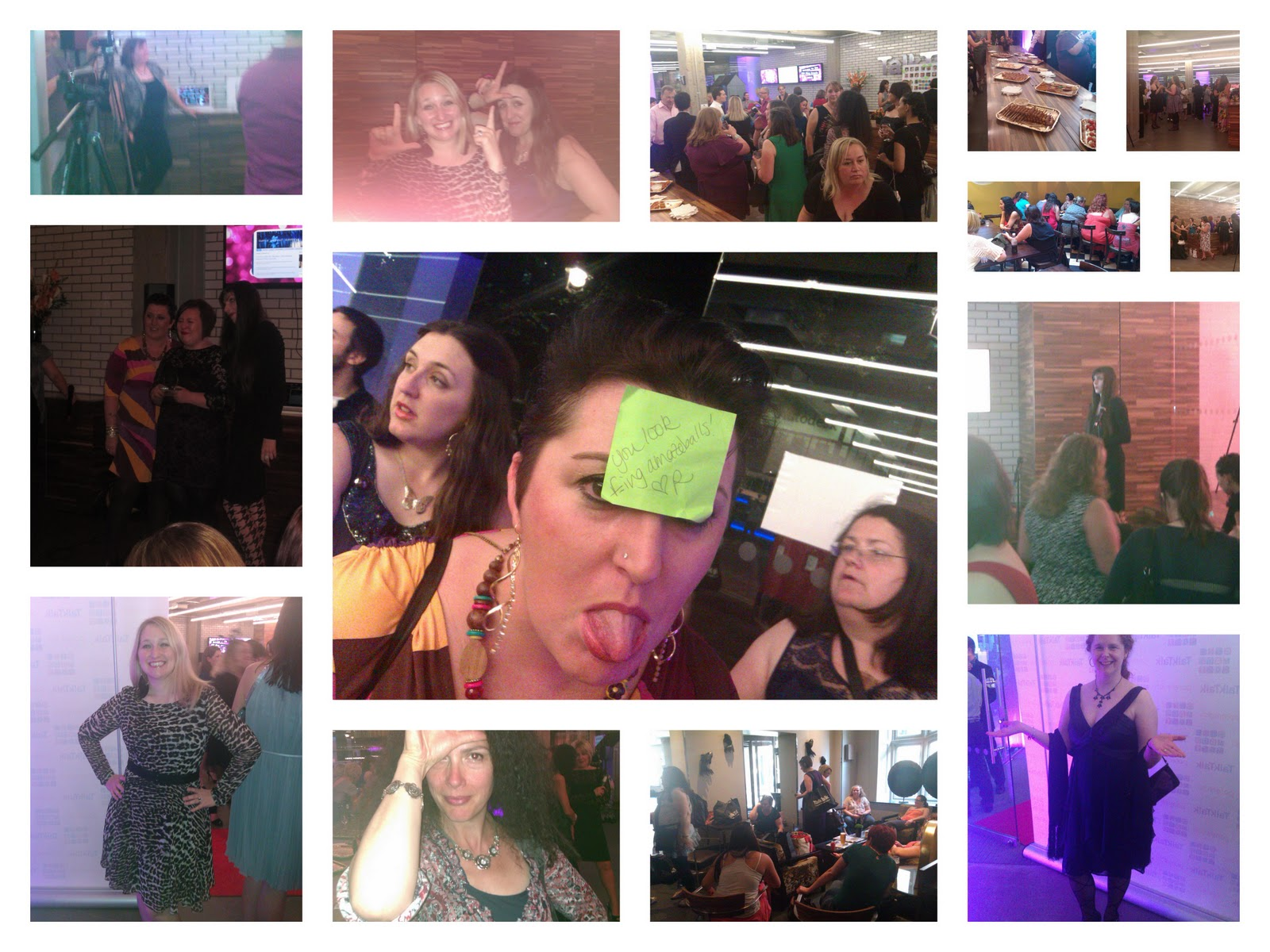 collage of MAD blog awards