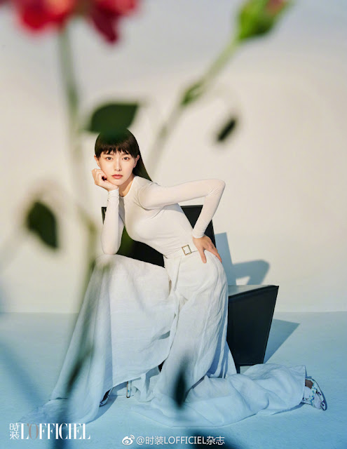 Tang Yan magazine feature