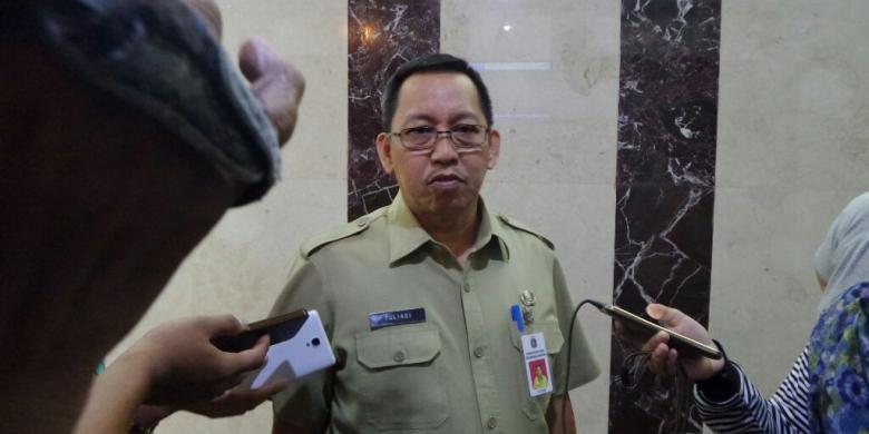 Sekretaris Dewan DKI Muhammad Yuliadi