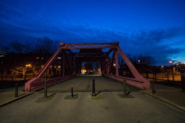 Ponte a Rotherhithe-Londra
