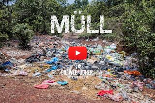 Butterfly Beach, Agonda, Indien, Müllproblem, WELTREISE Arkadij