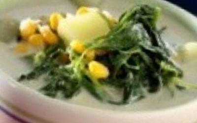 Resep Memasak Sayur Bobor Bayam Segar dan Sederhana
