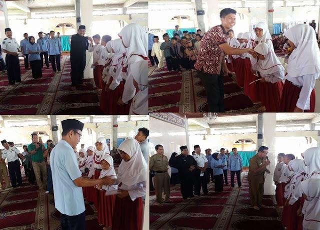 2.147 Siswa Padang Pariaman Mendapatkan Beasiswa, Melalui Program Padang Pariaman Pintar