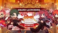 Grand Launching Ragnarok Online Renewal Hadirkan Job Rebellion damn Ras Doram