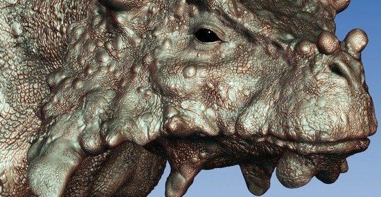 'Besta da cara de verrugas' - o bizarro 'tataravô' dos dinossauros
