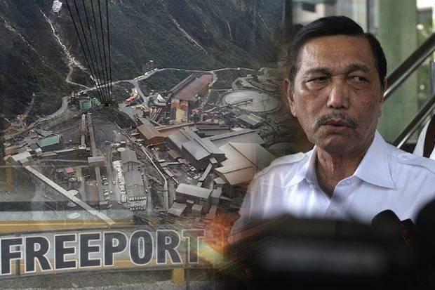 Rizal Ramli: Ini Skak Mat!, Luhut Bongkar Sendiri Modus Pembelian Saham Freeport