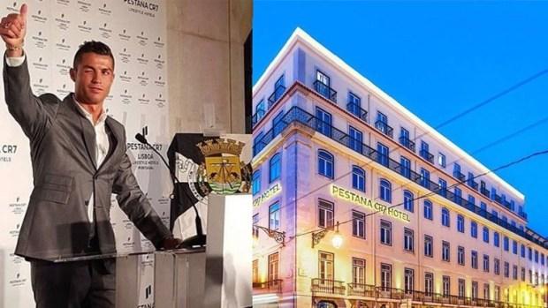 رونالدو في طريقه لمراكش لافتتاح مشروعه السياحي الجديد