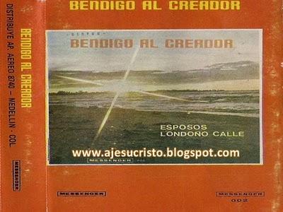 Esposos Londoño Calle-Vol 2-Bendigo Al Creador-