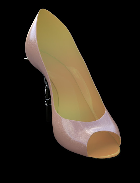 Deco Pumps for Genesis 3 Female