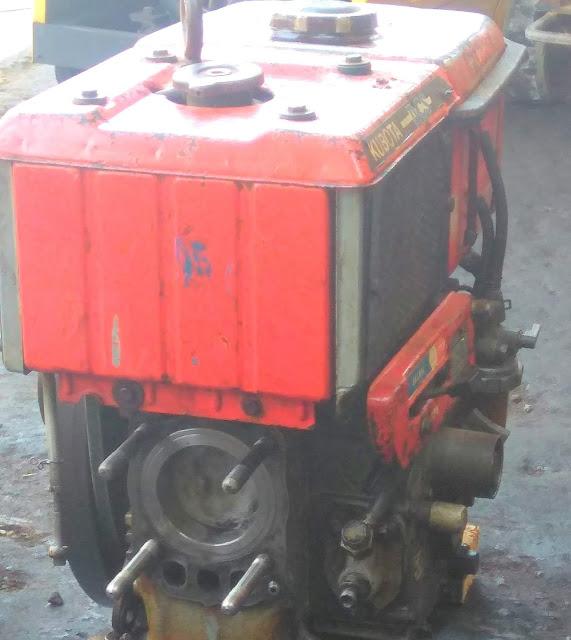 cara melepas boring mesin diesel